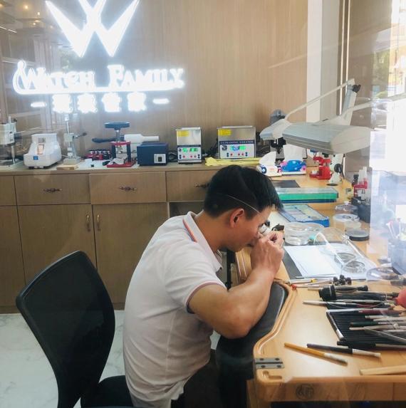 上海名表维修