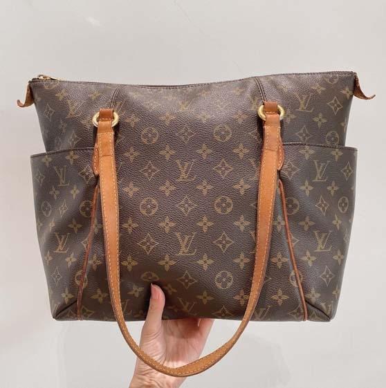 LV(路易威登)老花购物袋
